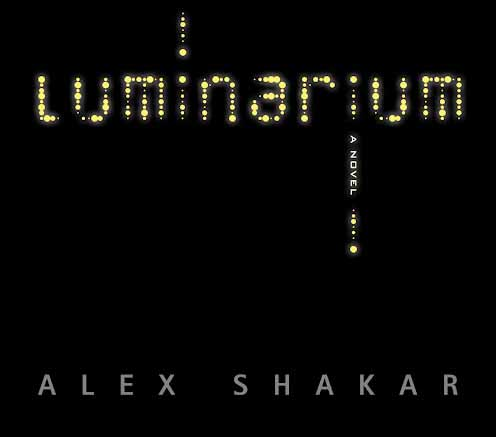 "Alex Shakar's ""Luminarium"". Copyright 2011 @ Alex Shakar"
