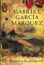 book review the general in his labyrinth by gabriel garcia marquez