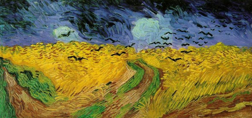 Van Gogh's 'Wheat Field With Crows'