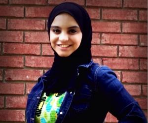 Superhero Hiba Tahir