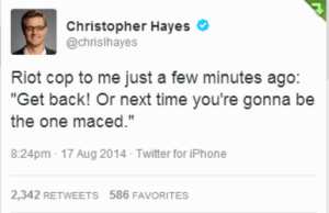 Chris Hayes Ferguson